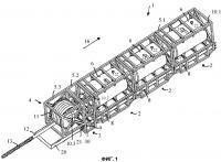 Патент 2389654 Устройство для приема жидкостей в летательный аппарат и/или выпуска их из него