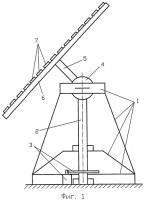 Патент 2560652 Солнечная электростанция