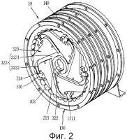Патент 2549001 Реактивная турбина