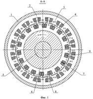 Патент 2414790 Синхронная электрическая машина с модулированной мдс якоря