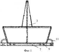 Патент 2376163 Транспортно-грузовой модуль