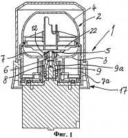 Патент 2556650 Устройство для измельчения или размалывания