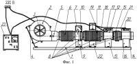 Патент 2474792 Способ диагностирования датчиков массового расхода воздуха автомобилей и устройство для его осуществления