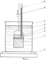 Патент 2482102 Способ изготовления литьевых зарядов взрывчатого вещества