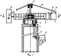 Патент 2310091 Ветрогенератор флюгерный