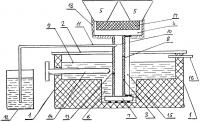 Патент 2651003 Солнечный опреснитель
