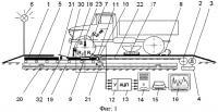Патент 2584641 Универсальный стенд осипова для диагностирования тормозов и подвески автотранспортного средства