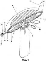 Патент 2462614 Универсальная ветряная энергетическая установка