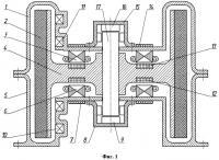 Патент 2417504 Супермаховиковый накопитель энергии