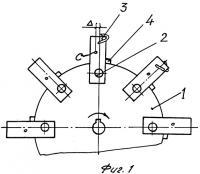 Патент 2330721 Молотковый ротор измельчителя материалов
