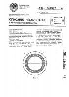 Патент 1247987 Магнитопровод электрической машины