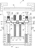 Патент 2374436 Способ установки груза и смесителя для гидроразрыва пласта на транспортном средстве