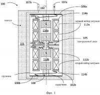 Патент 2667692 Блокирующий сейсмограф с двойным сердечником