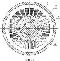 Патент 2516472 Погружной электродвигатель