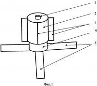 Патент 2618152 Автономная ветряная электростанция