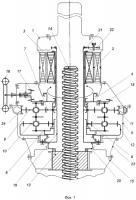 Патент 2457385 Универсальный высокомоментный многооборотный электропривод запорной арматуры трубопроводного транспорта