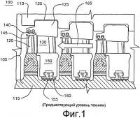 Патент 2478799 Уплотнение пути прохода пара в паровой турбине, приводимое в действие давлением