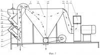Патент 2525265 Пневмосепаратор зерна