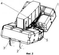 Патент 2394724 Способ и вертолетное устройство комбинированного тушения пожаров лесных массивов и промышленных объектов (варианты)
