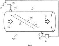Патент 2657343 Расходомер с улучшенным временем прохождения сигнала