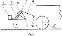 Патент 2313459 Колесная машина