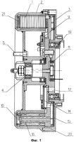 Патент 2422969 Электромеханический преобразователь с жидкостным охлаждением