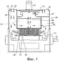Патент 2427066 Устройство охлаждения вращающейся электрической машины
