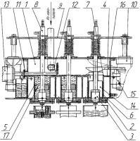 Патент 2294912 Устройство для наполнения группы изделий заливкой расплавом взрывчатого вещества