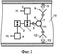 Патент 2634546 Автодинный датчик для бесконтактного измерения отклонений от номинального значения внутренних размеров металлических изделий