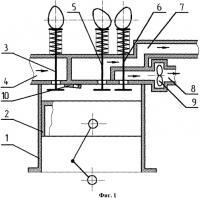 Патент 2527925 Двигатель внутреннего сгорания