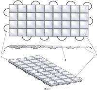 Патент 2423576 Способ подготовки берегов водоема для укладки гибкого защитного бетонного покрытия