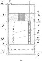 Патент 2638975 Способ получения дисперсного нитрида алюминия, установка и реакционная камера для его осуществления