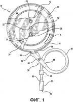 Патент 2584735 Способ и устройство для минимизации разделения воздуха и суспензии при протекании гипсовой суспензии