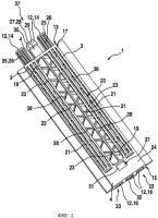Патент 2487790 Направляющая шина для ручной машины и направляющая система, содержащая по меньшей мере две такие направляющие шины