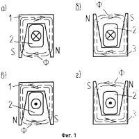 Патент 2356158 Многослойный торцевой моментный электродвигатель