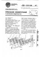 Патент 1231109 Сквозная берегозащитная шпора