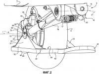Патент 2555375 Убирающееся посадочное шасси вертолета