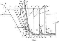 Патент 2469149 Способ укладки дренажа и устройство для его осуществления