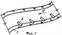 Патент 2311508 Сквозное поперечное берегозащитное сооружение