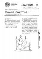 Патент 1451244 Способ установки длинномерных конструкций в вертикальное положение