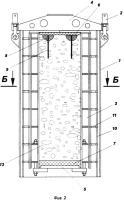 Патент 2641363 Способ изготовления изделий под давлением из высокопрочного фибробетона