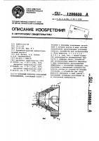 Патент 1206600 Роторный пленочно-контактный теплообменник