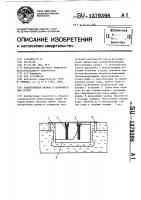 Патент 1379398 Водоотводная канава в вечномерзлом грунте