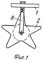 Патент 2262218 Секция ротационной бороны конструкции буркова л.н.