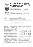 Патент 203889 Способ модификации полиэтилена