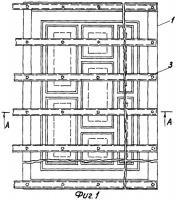 Патент 2281199 Устройство для реактивного прессования керамических и бетонных блоков