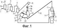 Патент 2533990 Способ и устройство для загрузки в плавильный агрегат