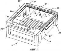 Патент 2468318 Камера для хранения продуктов с регулируемой температурой