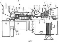 Патент 2518721 Устройство для определения углового положения поворотной направляющей лопатки компрессора
