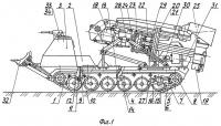 Патент 2485253 Котлованная машина